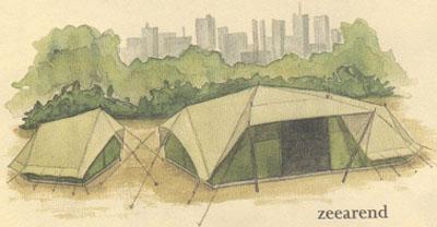 De waard tenten. de waard zee arend